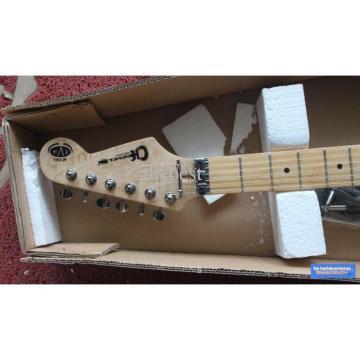 Custom Shop White Charvel Design Electric Guitar
