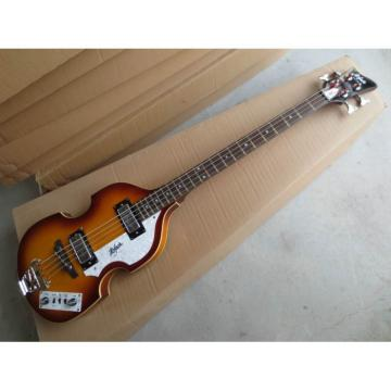 Custom Shop Vintage Hofner Electric Guitar