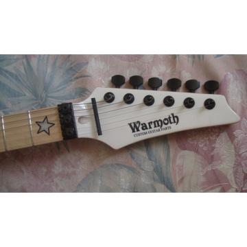 Custom Shop Warmoth White Electric Guitar