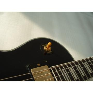 Custom Shop Tokai Black Beauty Electric Guitar
