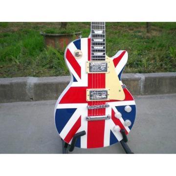 Custom Shop United Kingdom Flag Electric Guitar