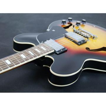 Custom Shop Tri Color Tone ES335 VOS Jazz Electric guitar
