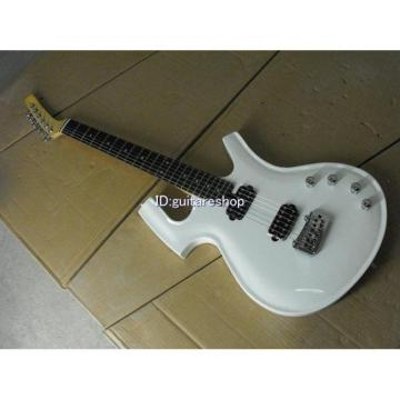 Custom Shop Unique White Fly Mojo Electric Guitar
