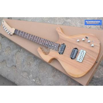 Custom Shop Unique Natural Fly Mojo Electric Guitar