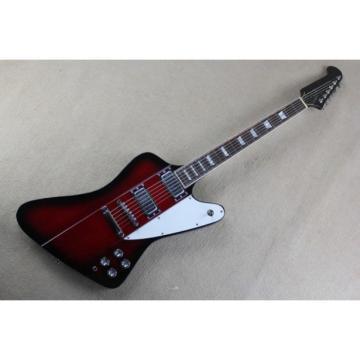Custom Shop Thunderbird Burgundy Burst Electric Guitar