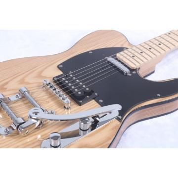 Custom Shop Telecaster Floyd Rose Tremolo Natural Electric Guitar