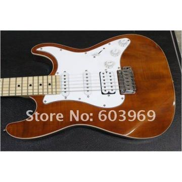 Custom Shop Suhr Natural Electric Guitar