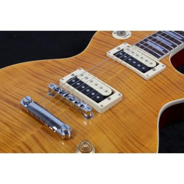 Custom Shop Slash 1959 Les Standard Reissue Tiger Flame Electric Guitar