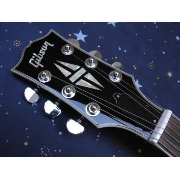 Custom Shop SG Tiger Blue Patent Electric Guitar