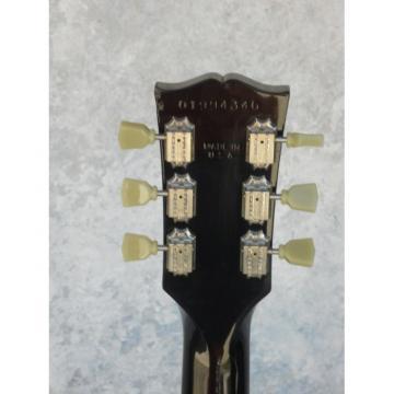 Custom Shop SG Black LP Electric Guitar