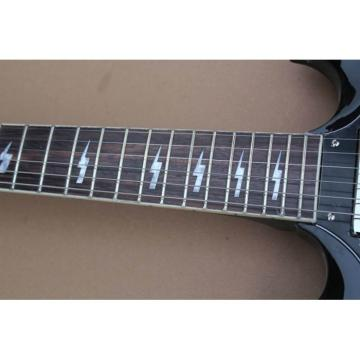 Custom Shop SG Black Electric Guitar