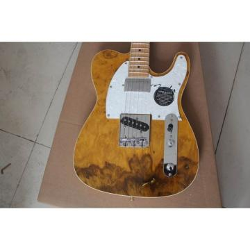 Custom Shop Scar Grain Wood Telecaster Electric Guitar