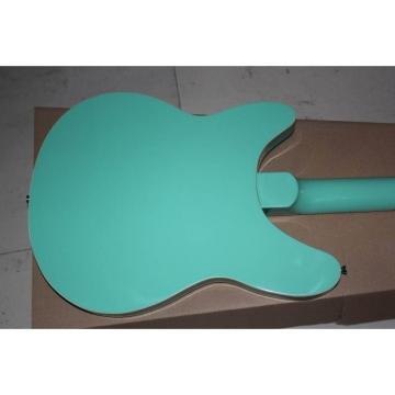 Custom Shop Rickenbacker Turqoise Teal Color 360 Electric Guitar