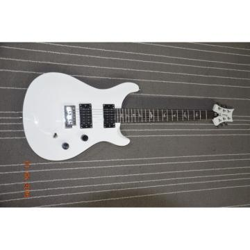 Custom Shop PRS White Santana 22 Frets Electric Guitar