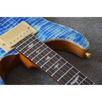 Custom Shop PRS Royal Blue Relic Electric 22 Frets Guitar