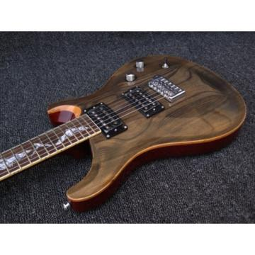 Custom Shop PRS Swamp Ash 6 String Electric Guitar