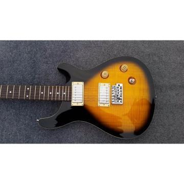 Custom Shop PRS SE 22 Standard Sunset Burst Electric Guitar