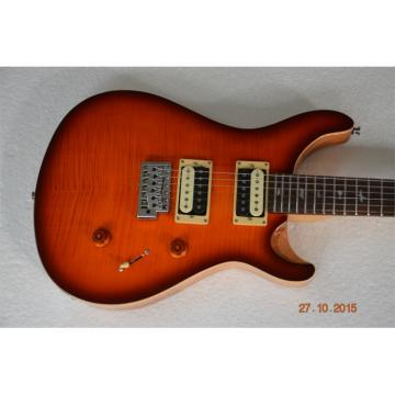 Custom Shop PRS Iced Tea Flame Maple Top Electric Guitar