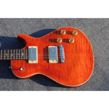 Custom Shop PRS Brick Red Maple Top 22 Frets Electric Guitar