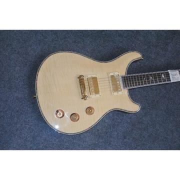 Custom Shop PRS Cream Maple Top 24 Frets Electric Guitar