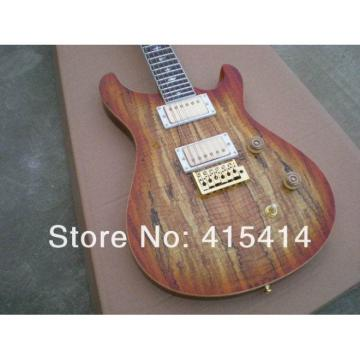 Custom Shop PRS Burlywood Sunburst Electric Guitar