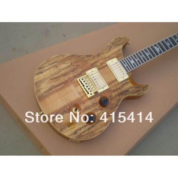 Custom Shop PRS Burlywood Natural Electric Guitar