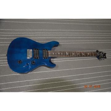 Custom Shop PRS Blue Flame Maple Top 24 Frets Electric Guitar