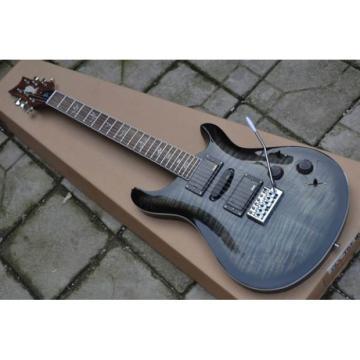 Custom Shop PRS Black Stripe Bid Inlay Electric Guitar