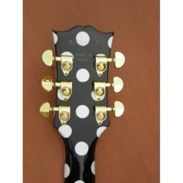 Custom Shop Polkadots LP Electric Guitar