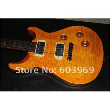 Custom Shop Paul Reed Smith Sunburst Electric Guitar