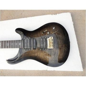Custom Shop Paul Reed Smith Jet Black Electric Guitar