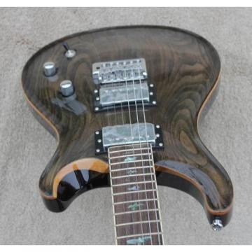 Custom Shop Paul Reed Smith Grayish Burst Black Electric Guitar