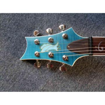 Custom Shop Paul Reed Smith Blue Electric Guitar