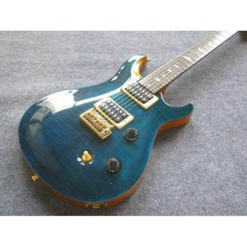 Custom Shop Ocean Blue Paul Reed Smith Electric Guitar