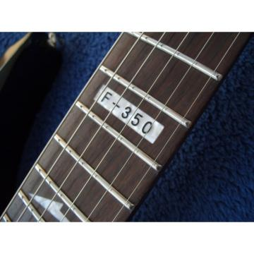 Custom Shop LTD Black Electric Guitar