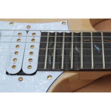 Custom Shop Natural Ibanez Electric Guitar