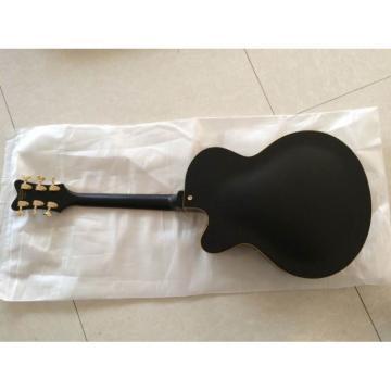 Custom Shop Matt Black Brian Setzer Nashville Electric Guitar