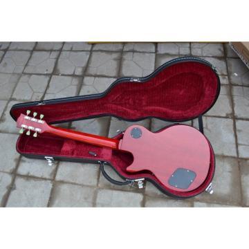 Custom Shop LP Sunburst Maple Top Electric Guitar