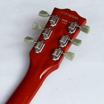Custom Shop LP Standard Sunburst Electric Guitar