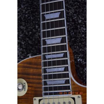 Custom Shop LP Standard Slash Heritage Flame Maple Top Electric Guitar