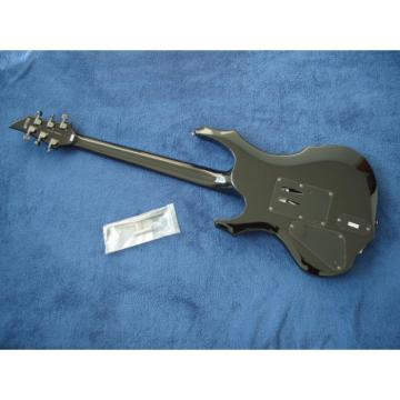 Custom Shop LTD Black Electric Guitar