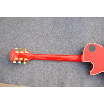 Custom Shop LP Red Flag 04 Confederate Electric Guitar
