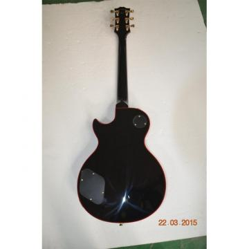 Custom Shop LP Red Bindings Electric Guitar