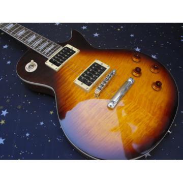 Custom Shop LP Slash Ice Tea Electric Guitar