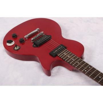 Custom Shop LP Red P90 Pickups Electric Guitar