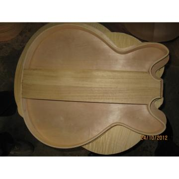 Custom Shop Left Handed Dave Grohl DG 335 Pelham Blue Electric Guitar