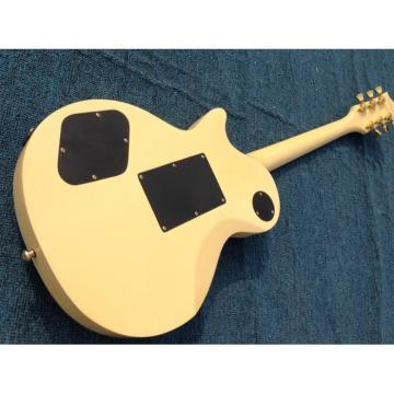 Custom Shop LP Cream Floyd Vibrato Electric Guitar