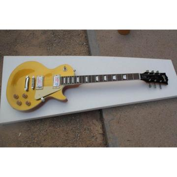 Custom Shop LP Joe Bonamassa Goldtop Electric Guitar