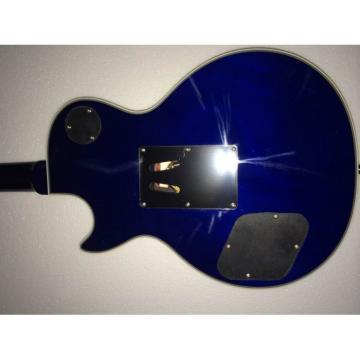 Custom Shop LP 1959 Floyd Vibrato Wave Blue Electric Guitar