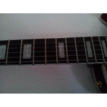 Custom Shop LP 1959 Floyd Vibrato Sunset Electric Guitar